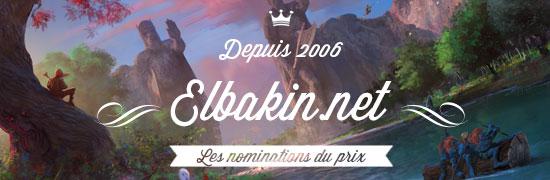 Les nominations du prix Elbakin.net 2016