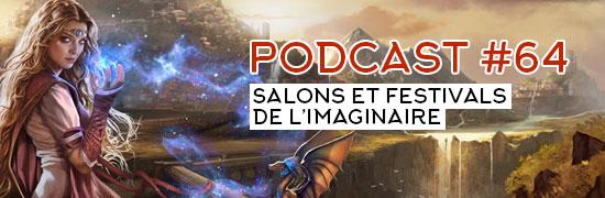 Salons et festivals de l'imaginaire
