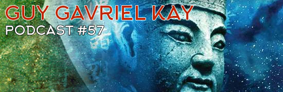 Guy Gavriel Kay, podcast