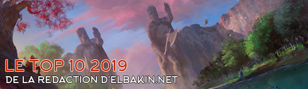 Le top 2019 de la rédaction d'Elbakin.net
