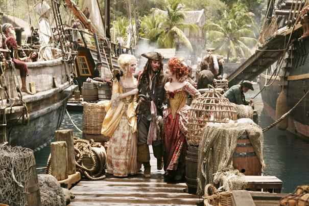 Pirates des carabes jusqu 39 au bout du monde - Decoration pirate des caraibes ...