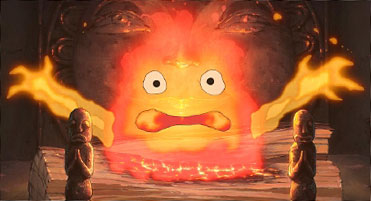 Wallpapers Calcifer