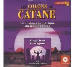 Les Colons de Catane : le jeu de cartes (avec extension Magiciens et Dragons)