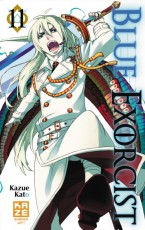 Blue, Exorcist, Tome 11