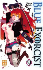 Blue exorcist, Tome 9