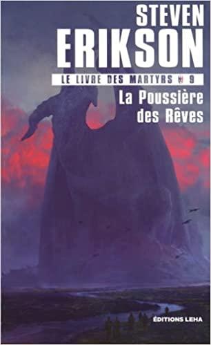 Book Cover Fantasy Zone : Dust of dreams elbakin