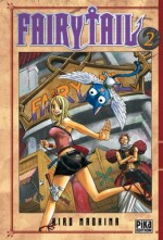 Fairy Tail, Tome 2