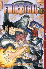Fairy Tail, Tome 23
