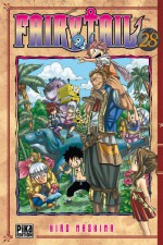 Fairy Tail, Tome 28