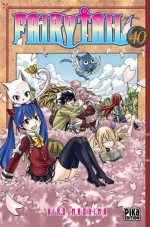 Fairy Tail, Tome 40