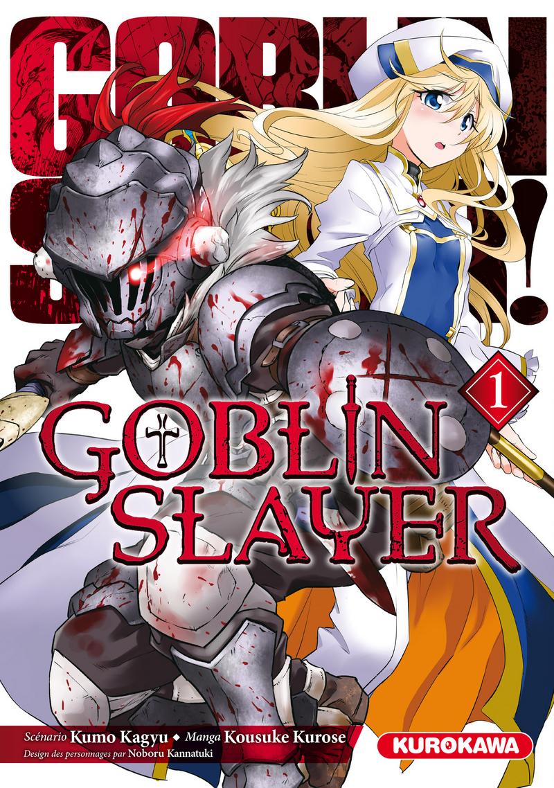 Goblin Slayer - Goblin Slayer ~ Elbakin.net