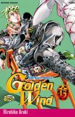 Jojo's Bizarre Adventure - Golden Wind