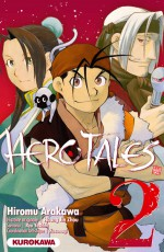 Hero Tales, Tome 2