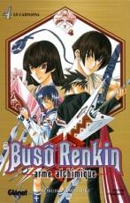 Buso Renkin, arme alchimique