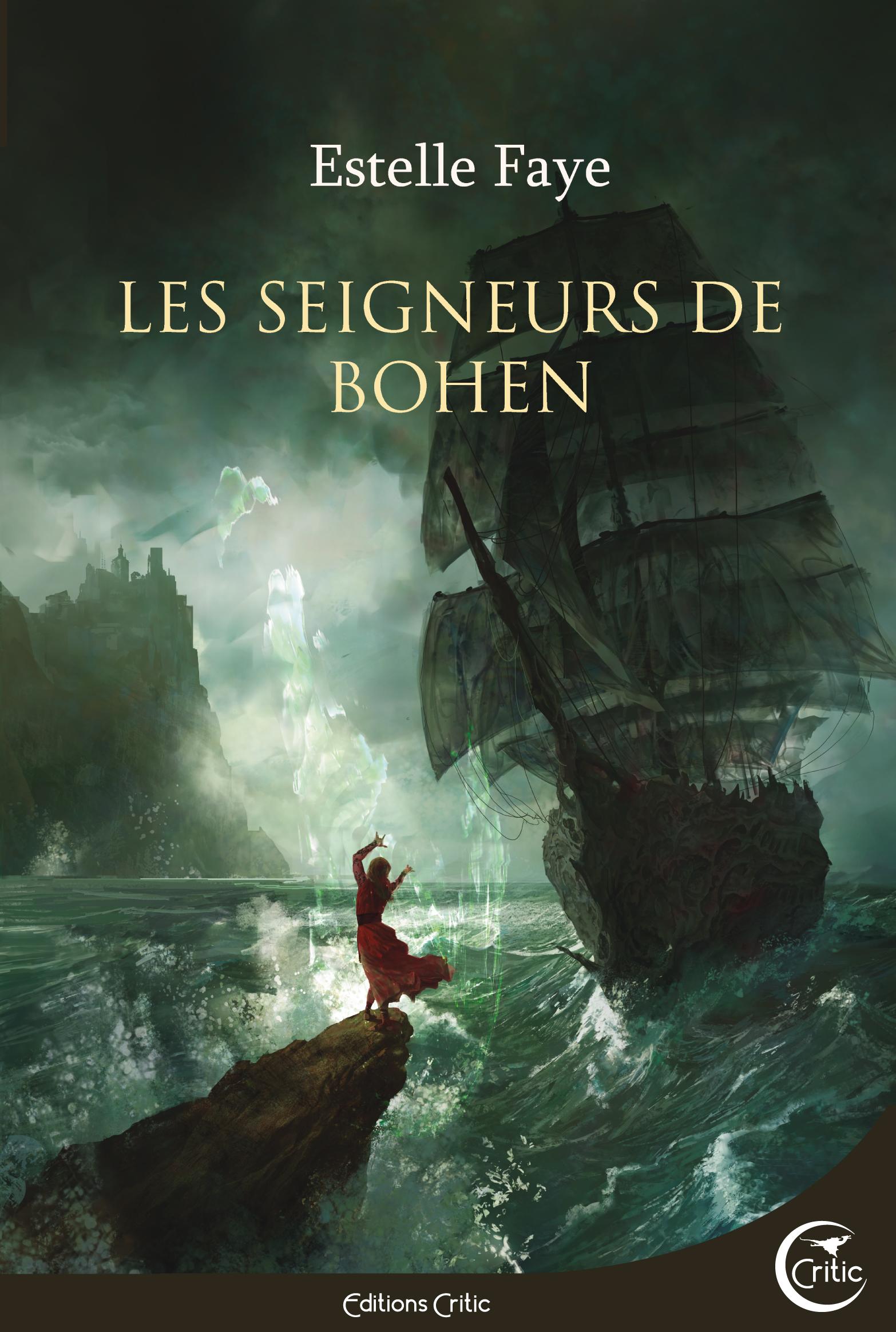 Les Seigneurs de Bohen (Estelle Faye)