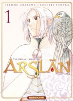 The heroic legend of Arslân