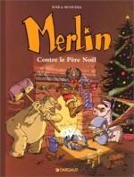 Merlin contre le Père Noël