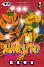 Naruto, Tome 44