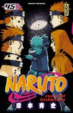 Naruto, Tome 45