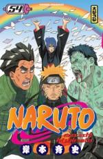 Naruto, Tome 54