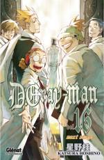 D-Gray Man