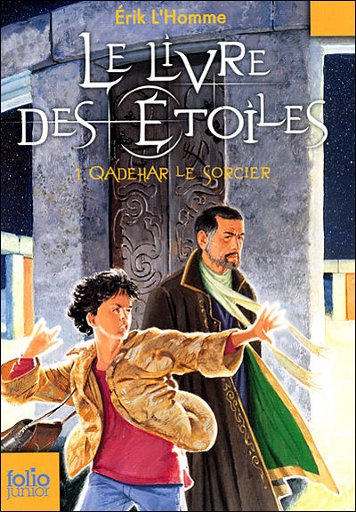 Le Livre des Etoiles, d'Erik L'Homme