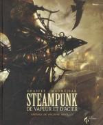 Steampunk de vapeur et d'acier