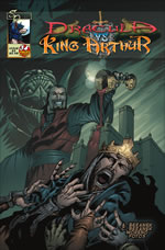 Dracula vs. King Arthur