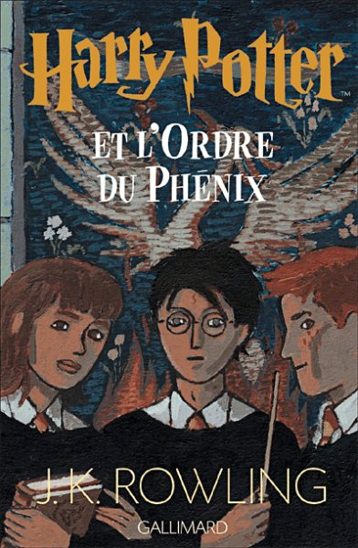 Harry Potter, de JK Rowling