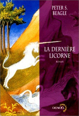 La dernière licorne roman