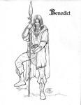 Benedict d'Ambre