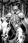 Le Chevalier Squelette