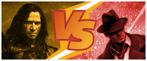 Solomon Kane vs Jake Sullivan