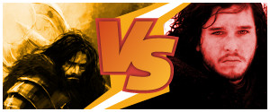 Druss vs Jon Snow