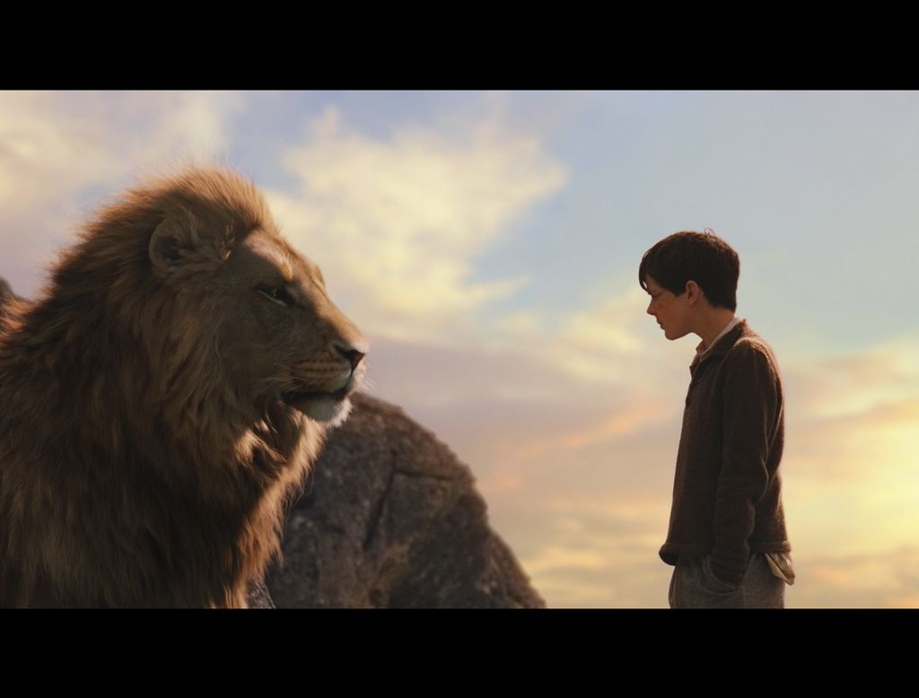 Aslan & Edmund & Atonement