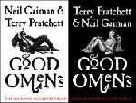 "Couverture ""Good omens"""