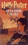 Harry Potter tome 4, JK Rowling