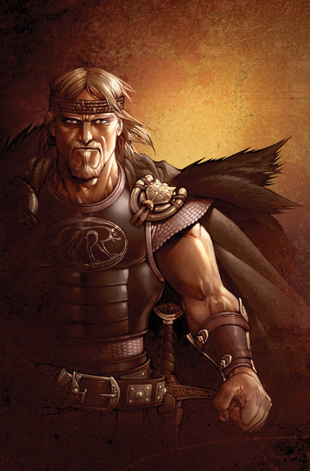 beowulfs first battle Scyld shefing was the first great king of the danes,  hygelac is killed in a battle soon after, so beowulf becomes king of the geats and rules the kingdom well.