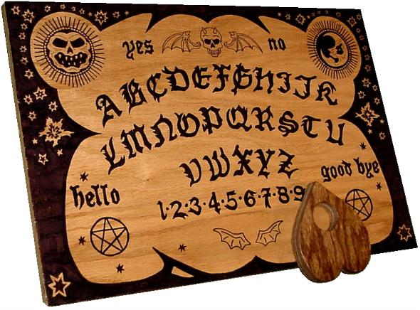 Médium Ouija dans MEDIUM ouija_board