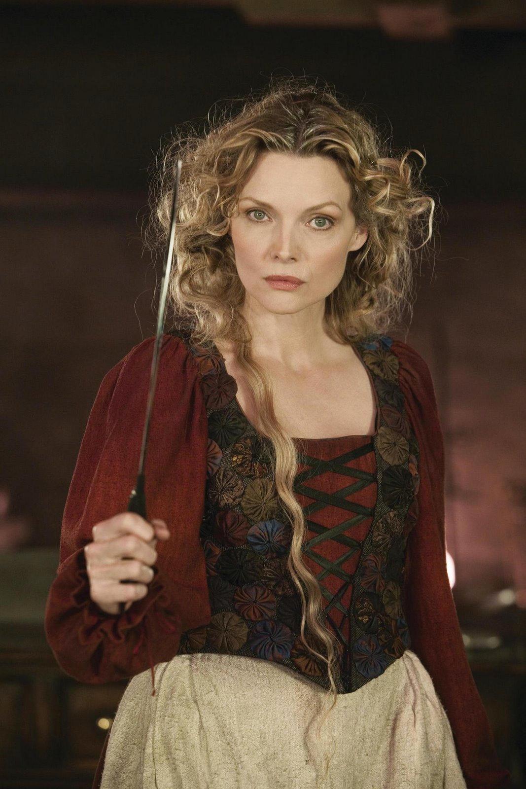 Pour les amoureux de Michelle Pfeiffer…