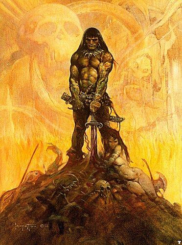 Conan - Miniseries - Dark Horse