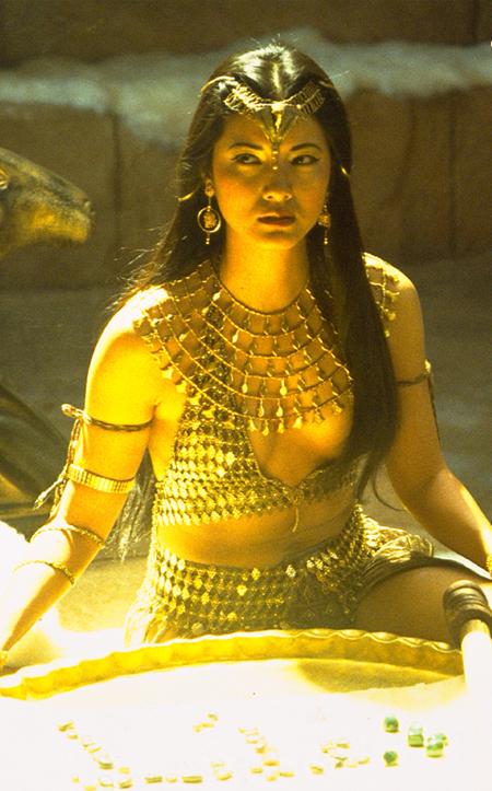 Kelly Hu Gallery Kelly Hu Actress In The Scorpion King Auto Design Tech