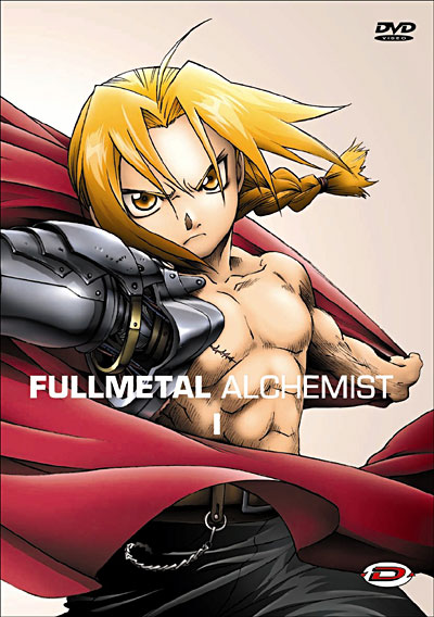 Full Metal Alchemist dans Baston