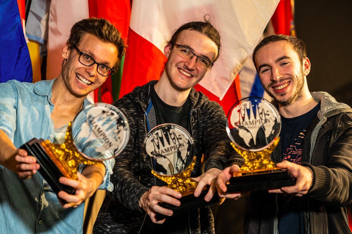 La france remporte la coupe du monde de magic - Vainqueur coupe du monde 2010 ...
