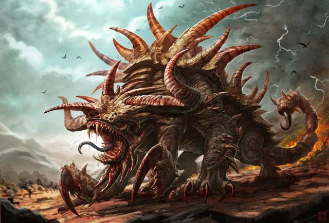 les monstres les plus mémorables de d&d - elbakin