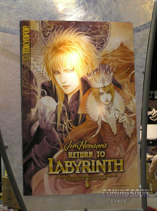 Pans Labyrinth Bluray