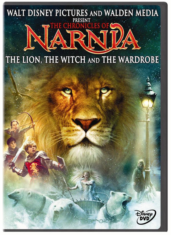 Les pochettes DVD d��finitives du Monde de Narnia ! - Elbakin.