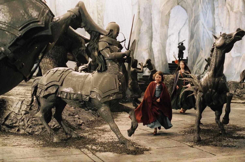 35 nouvelles photos pour Narnia ! - Elbakin.net