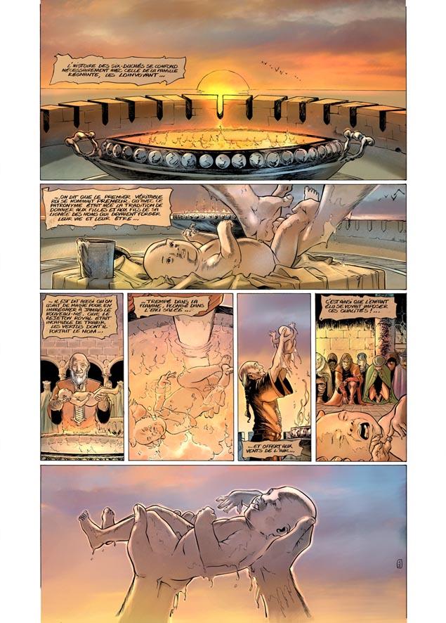 Les aventures de Fitz adapté en bande-dessiné ! 01-AssassinRoyalT1-001-site