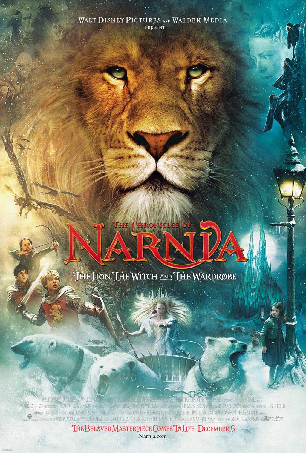 monde de narnia chapitre 1 le lion la sorcière blanche et l armoire